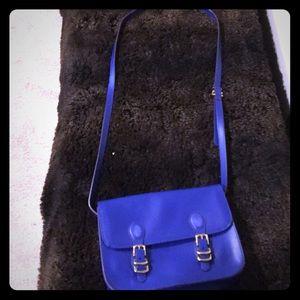 Ralph Lauren vibrant blue cross body